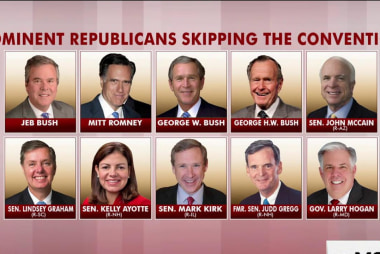 Excuses for Republicans skipping GOP...
