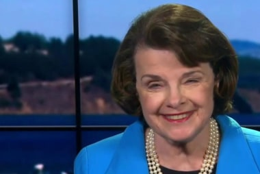 Sen. Feinstein: Hillary is a uniter, not a...