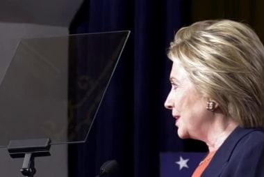 Clinton endorsed by LA Times