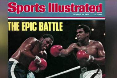 Sports writer speaks on Ali's boxing career