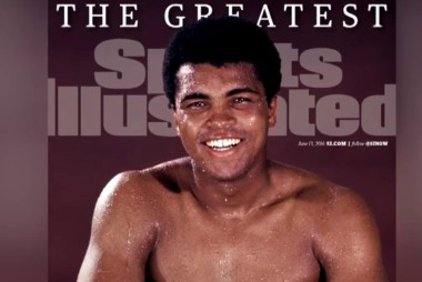 A 25-year-old friendship with Muhammad Ali