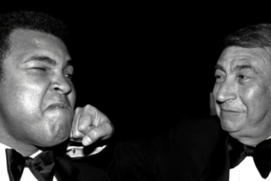 Muhammad Ali changed boxing forever