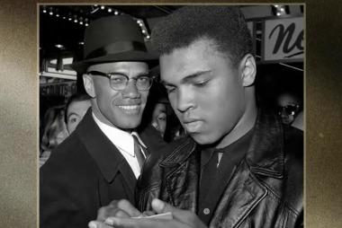 Author recalls Muhammad Ali's fatal...