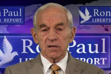 Ron Paul: People left with 'poor choices'...