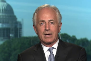 Corker: 'Bad decisions' made in ISIS fight
