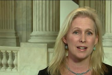 Sen. Gillibrand: Amazing moment in history