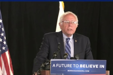 Bernie Sanders to persevere until convention?