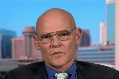 Carville: Don't think Trump will be the...