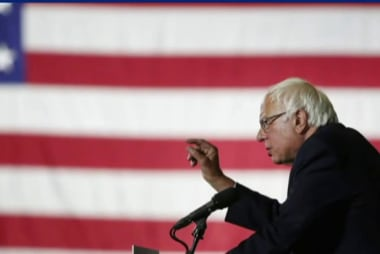 Will Sanders eventually team up with Clinton?
