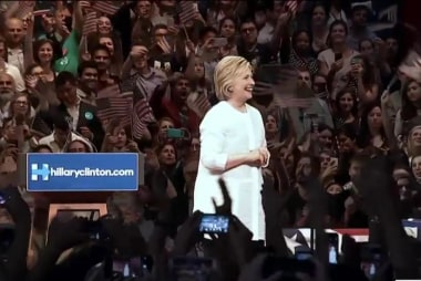 Let Me Finish: Hillary Clinton makes history