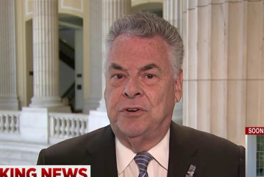 Rep. Peter King: I still support Donald Trump