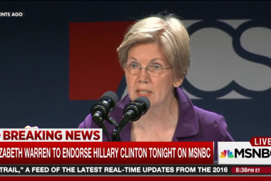 Elizabeth Warren slams Donald Trump