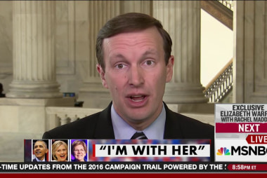 Sen. Chris Murphy on uniting against Trump