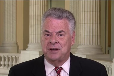 Rep. King: 'Not a hint of racist' in Trump