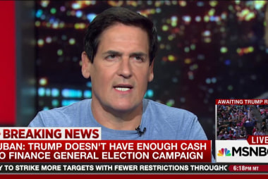 Mark Cuban on his relationship with Trump
