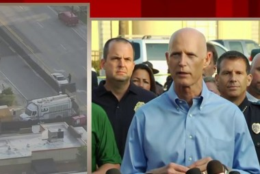 Governor Scott asks for state of emergency