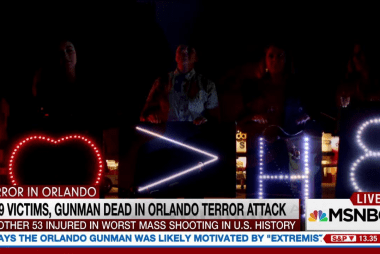 Orlando official: 'Hatred is not the answer'