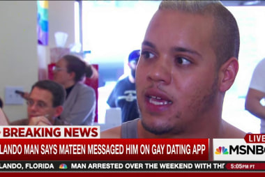 Orlando man recognized gunman from gay...