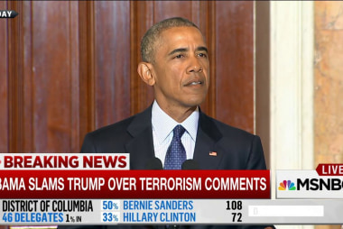 Trump: Obama angrier at me than the...