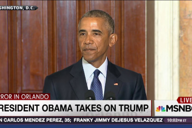 Pres. Obama: 'Enough talking'