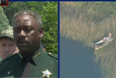 Sheriff: We are still looking for the child