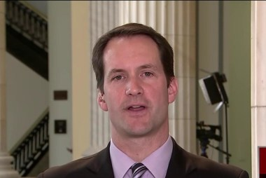 Why Rep. Himes didn't observe moment of...