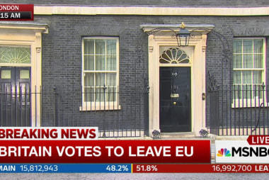 'Brexit' vote was incredibly close