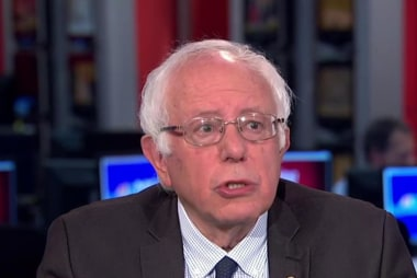 Sanders: I will vote for Hillary in November