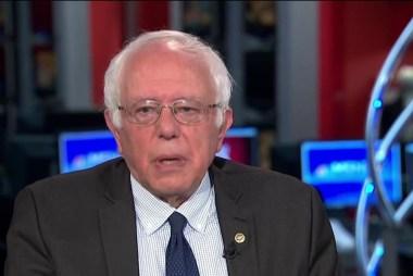 Sanders: I'll vote for Clinton in November