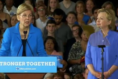 Do Clinton, Warren make Dem dream team?