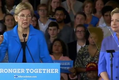 MJ panel: Warren great at going after Trump