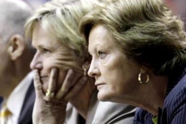 Friend remembers Pat Summitt's persistence