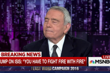 Exclusive: Dan Rather On Trump & ISIS