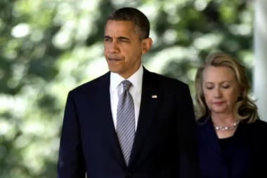 Can Obama get voters fired up about Clinton?