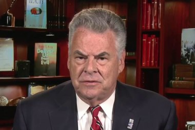 King: Not aware of ISIS among Syrian refugees