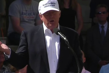 Joe: Trump cynically using racial undertones