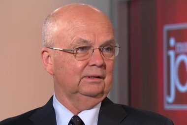 What former CIA head says on waterboarding