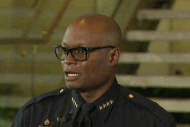 Dallas chief: Suspect wanted to kill white...