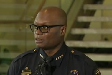 Dallas chief: 'We will find' anyone else...