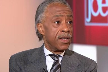 Sharpton: I think Giuliani should talk to...