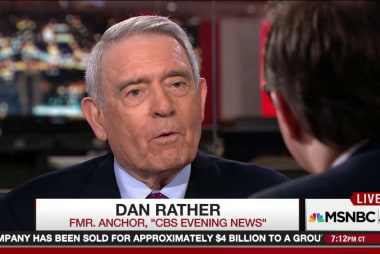 Dan Rather on convention chaos
