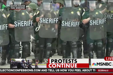 Hundreds arrested as BLM protests rage