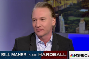 Bill Maher on racism in politics