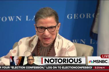 Trump v. Ginsburg