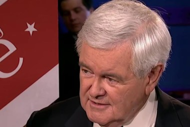 Gingrich: Race relations worse under Obama
