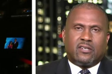 Tavis Smiley reacts to David Clarke RNC...