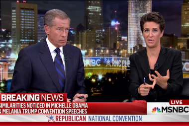 Melania Trump speech scandal rocks convention