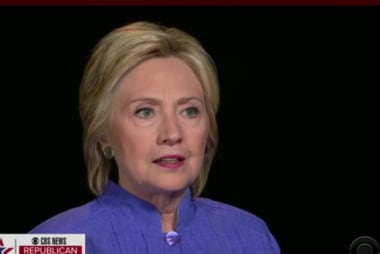 Less sizzle, more safe: Who will Clinton...