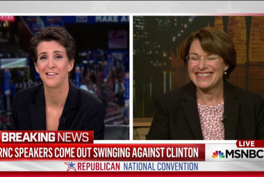 Klobuchar: Expect more positivity from DNC