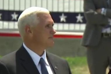 Pence prepares to accept VP nomination
